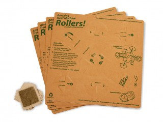 Amazing Treat Machine Rollers