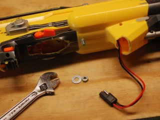 Nerf Gun Modifications