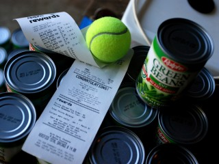 Ralph's recon yields a sale on green beans! $ 42.24 – The price is the answer!