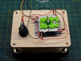 Joystick wiring