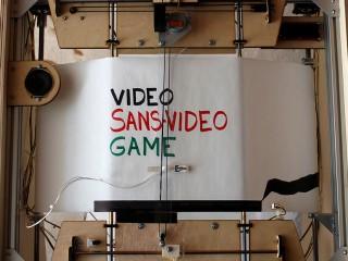 Video Sans-Video Game: Ready... Set...