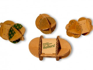 Amazing Treat Machine Rollers