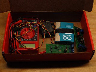 Backup Boards & Tools