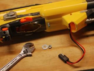 TEDx UCLA - Nerf Gun Modifications