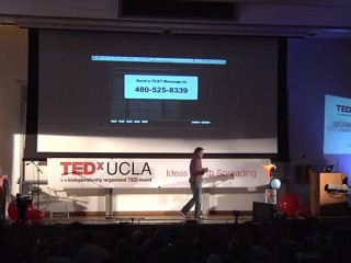 TEDx UCLA: Michael Newman – Sketches of a Tangent Gone Awry