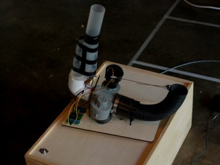 Ping Pong Ball Launcher & Turret