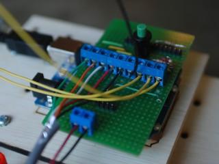 Custom Arduino Breakout Board