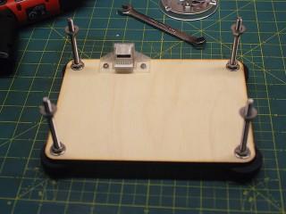 Joystick assembly