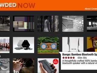 Crowded Now Roku video matrix