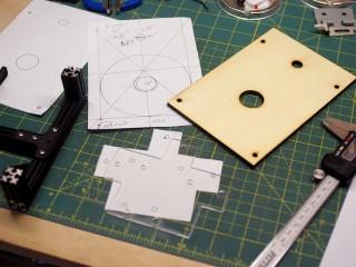 Faceplate & board mounts