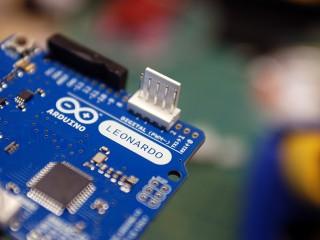 Arduino with Molex headers