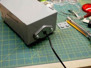 External USB cable