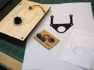 Breakout board mount design