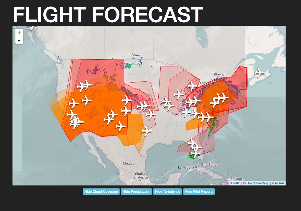 Flight Forecast